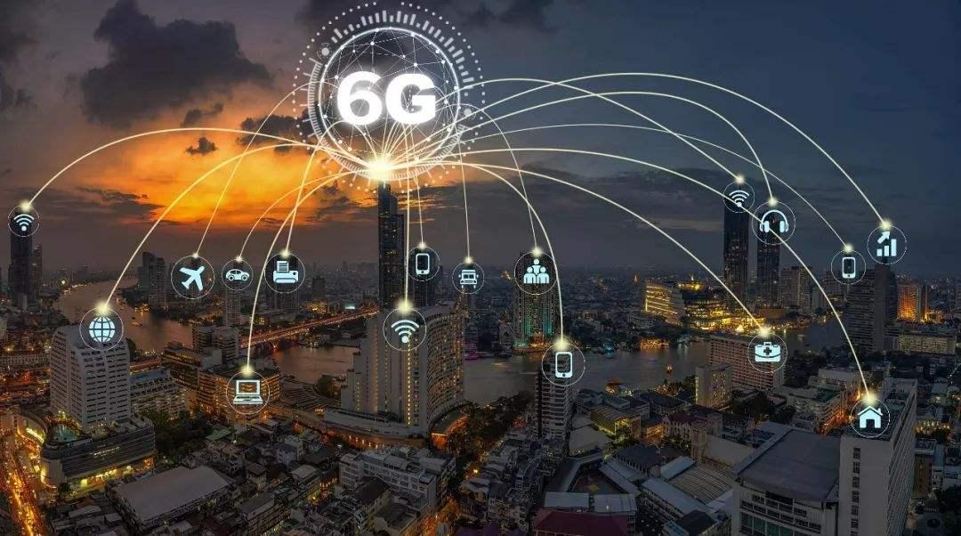 """10年后6G将问世:速度比5G快100倍 信号覆盖""""盲区"""""""